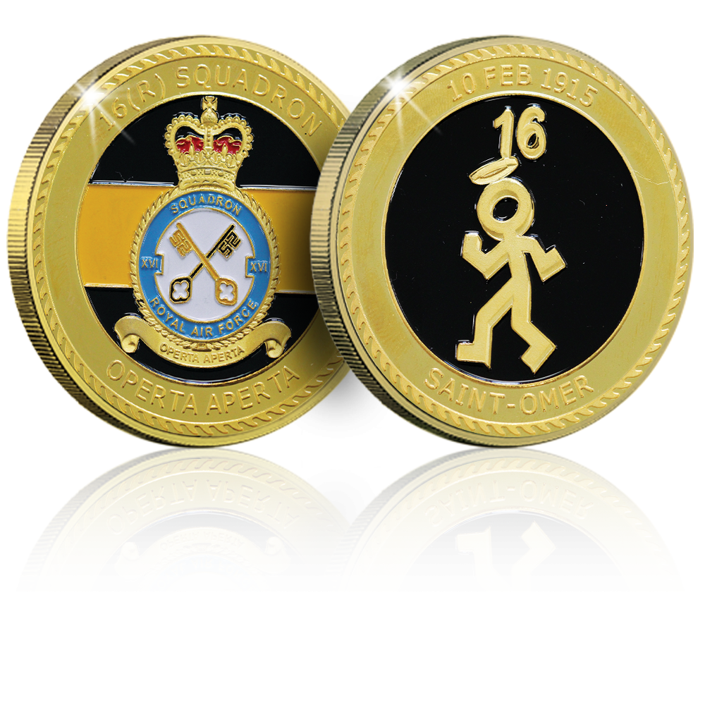 Royal Air Force World Challenge Coins Custom Coins Uk