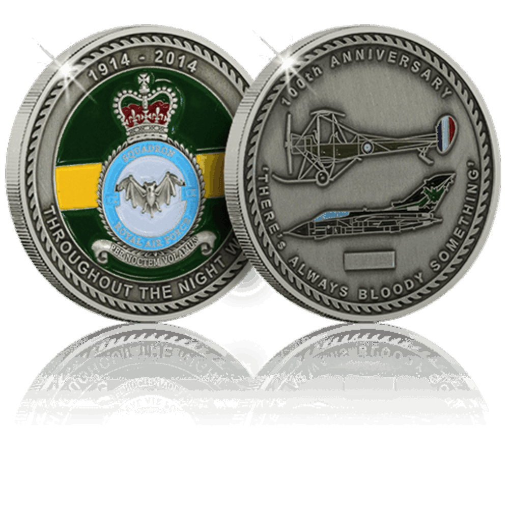 Royal Air Force | World Challenge Coins | Custom Coins UK