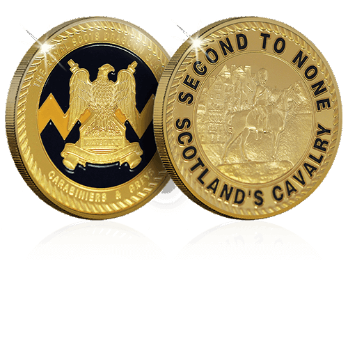 British Army | World Challenge Coins | Custom Coins UK