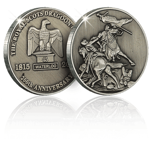 British Army | World Challenge Coins | Custom Coins UK | Challenge